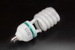 Außenlampe mit Bewegungsmelder Energiesparlampe
